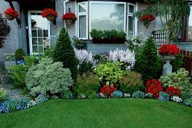 Small Picture Front Door Garden Design Home Design