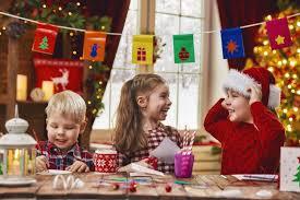 Christmas Photo Kids Kids Crafts Holiday Handprint Art Welk Resorts