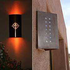 ideas wall sconces decorating wall sconces lighting. Stainless Exterior Wall Sconce Lighting Steel Simple White Decoration Ideas Motive Sample Form Sconces Decorating