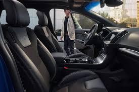 2019 edge s t interior