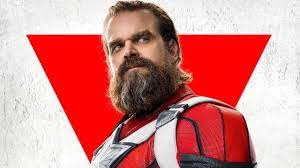 Black Widow: David Harbour Pitches Two ...