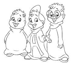 alvin and the chipmunks colo disney coloring pages alvin and the chipmunks