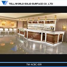 Bar Counter Modern Design Commercial Bar Countertops Ready Made .