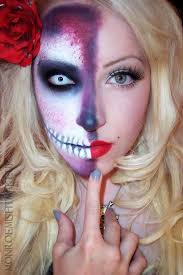 21 creepy and cool face painting ideas lovebugs and postcards