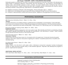 Teacher Resume Samples In Word Format Marvelous Format For Resume Teachers Teaching Fresherse Preschool 67