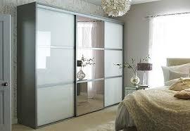 mirror wardrobe. luxurious design wardrobe with mirror door sliding gl type awesome bedroom interior big wide window g