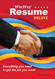 Amazon Com Winway Resume Deluxe 14 Download Software