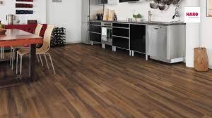haro laminate floor tritty 75 2 strip walnut comfort smooth matt silent ct top