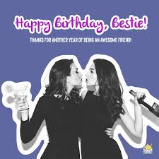 birthday wishes for best female friend