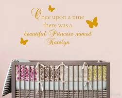 Beautiful Wall Quotes Best of Beautiful Princess With Her Name Wall Quotes Decal