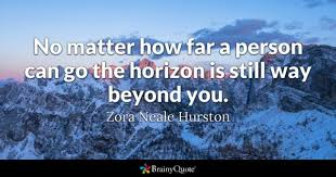 Horizon Quotes