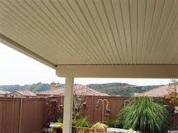 brown aluminum patio covers. Solid Aluminum Patio Cover Brown Covers