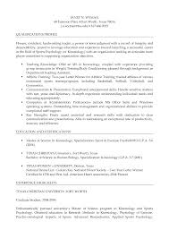 Psychology Resume Objective Examples Psychology Resume Objective Savebtsaco 9