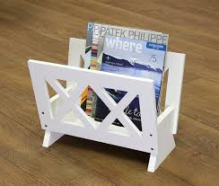 Clip On Magazine Holder 100 Best Bathroom Magazine Rack Ideas to Save Space in 100 91