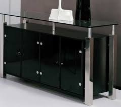 modern dining room buffet. Modern Dining Room Buffet Cabinet With Glass Top D