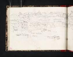 Rome From Mount Aventine Joseph Mallord William Turner 1828 9 Tate