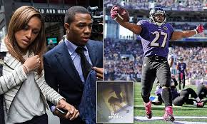 ex nfl player ray rice reveals he knew his life was over after he hit his wife in atlantic city daily mail