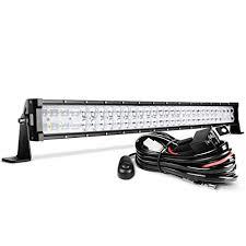 32'' LED Light Bar DWVO 390W Straight 48000LM ... - Amazon.com
