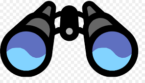 Image result for binoculars cartoon