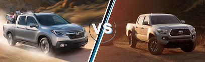 Honda Ridgeline Model Comparison Chart Honda Ridgeline Vs Tacoma By Odessa Tx Classic Honda Of