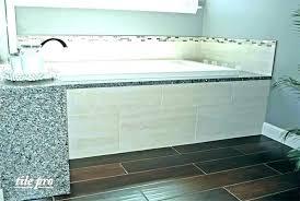 garden tub wall surround mosaic tile bathtub surround ideas tub surrounds garden bathroom looks like home
