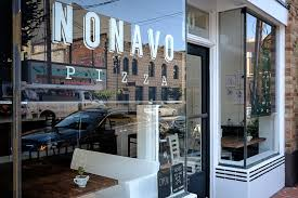 nonavo pizza at 110 w sixth st transformed part of the former