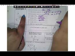 Rectangles gina wilson answer key. Geometry 1 4 Notes Youtube