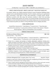 Office Administration Sample Resume Medical Administrator Resume ...