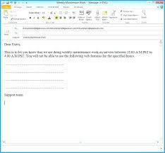 Outlook Templates Free Outlook Newsletter Template Stagingusasport Info