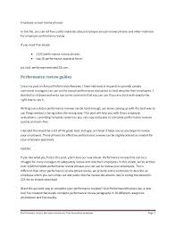 Salary Review Template How To Write A Increase Proposal