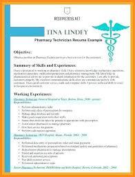 10 11 Pharmacy Curriculum Vitae Examples Elainegalindo Com