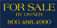 For Sale By Owner Signs Templates Signs Com