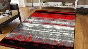 8 x 10 area rugs under 100 elegant magic 5x7 large 8x11 contemporary red black gray with regard to 15