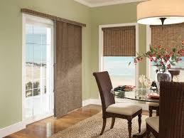 For Sliding Glass Doors Window Coverings For Sliding Glass Doors Bamboo John Robinson