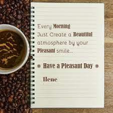 Ilene Good Morning Wish Greeting Card