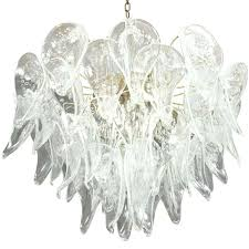 camer glass chandelier camer glass chandelier 1stdibs camer glass chandelier