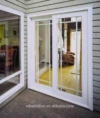 Door Vinyl Design Modern Doors Design Plastic Vinyl Sliding Glass Doors Horizontal Sliding Doors With Grilles Plastic Vinyl Windows And Doors Buy Modern Doors Design
