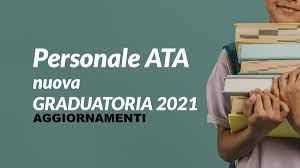 Graduatorie terza fascia ATA 2021, Concorso PERSONALE ATA aggiornamenti -  WorkISJob