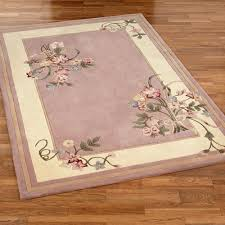 pink fl area rug bouquet dusty mauve rugs ikea white navy and small fluffy carpet floor hallway blue cream contemporary magnificent beautiful wool