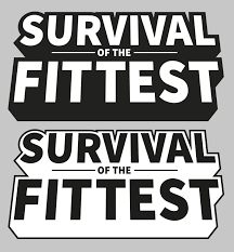 survival of the fittest working logo by sofgame on  survival of the fittest working logo by sofgame