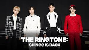 Favorite add to shinee hair scrunchie creativesparksies. Shinee Confirm New Album Announce Comeback Show The Ringtone Shinee
