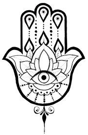 triangulo con ojo en el centro