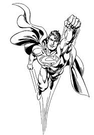 Small Picture Superman coloring pages printable for boys ColoringStar