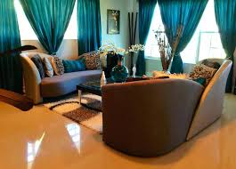 Brown And Turquoise Living Room New Teal Living Room Ideas Spearmint Living Room With Denim Sofa And