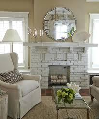 next home coffee table white brick fireplace magnolia home showcase coffee table