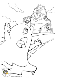 Monsters vs. Aliens coloring pages for kids | Coloring kids ...