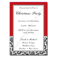 ... White Christmas Party Invitation. 10_Red_Classic.jpg
