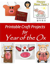 ✓ free for commercial use ✓ high quality images. Printable Year Of The Ox Projects And Crafts For The Chinese New Year Holidappy Celebrations