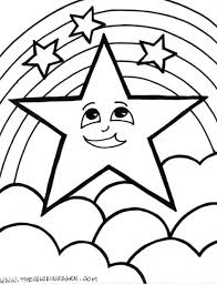 Small Picture Coloring Pages Rainbow Printable Coloring Pages Rainbow Brite