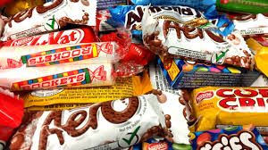 Chocolates Wrappers How To Recycle A Candy Wrapper Article Kids News